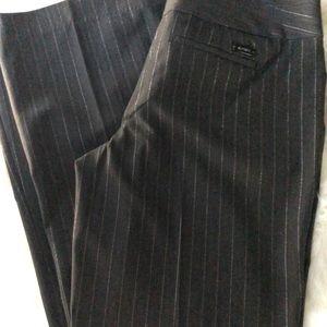 Size 8 Express Editor Wide-leg Pants